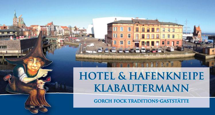 Hotel & Hafenkneipe Klabautermann
