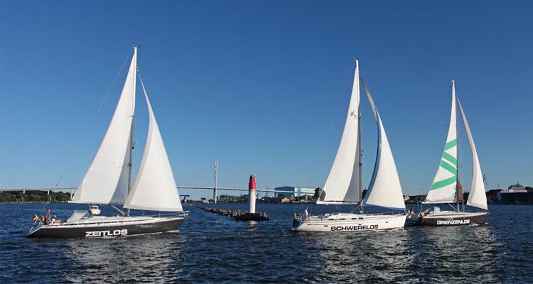 Stralsund Yachtcharter