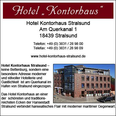 Hotel Kontorhaus Stralsund