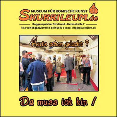 Skurrileum - Museum für Komische Kunst