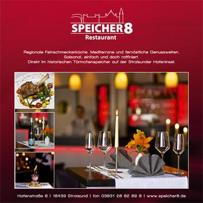Speicher 8 Restaurant