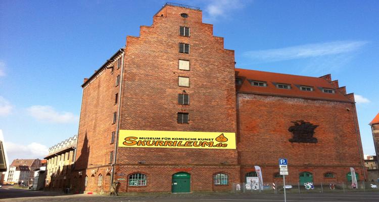 Skurrileum: Museum für Komische Kunst